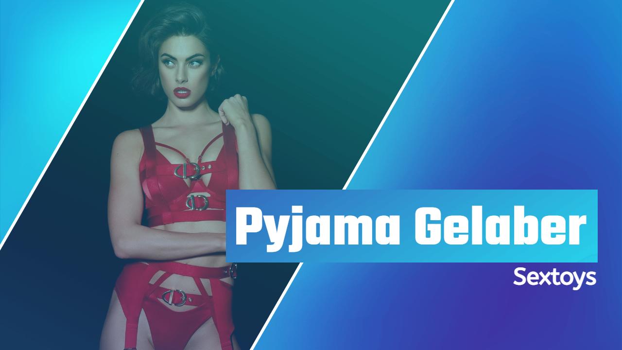 Pyjama Gelaber – Sextoys