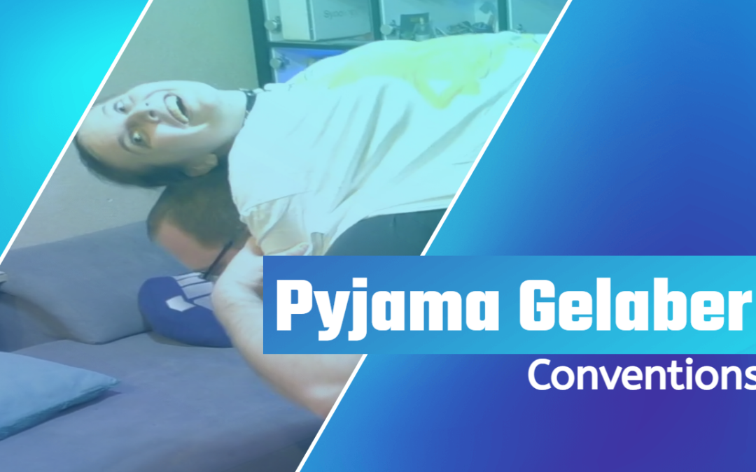 Pyjama Gelaber – Conventions (Video)